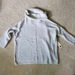 Dreamers oversized turtleneck sweater
